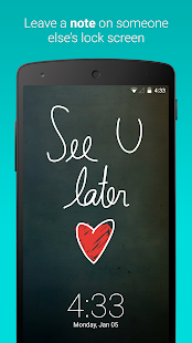 LokLok: Draw on a Lock Screen Screenshot