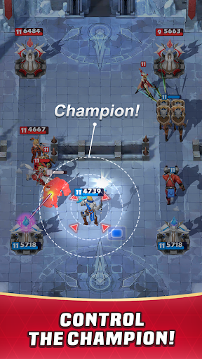 Champion Strike: Hero Clash Battle Arena 1.96.0.0 screenshots 2