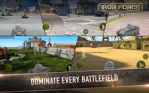 Iron Force  screenshots 14