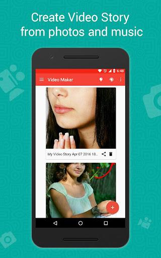 Video Maker 5.5 screenshots 1