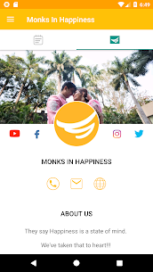 Monks In Happiness  For Pc – How to get in Windows 7,8, 10 and Mac) 1