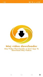 Moj Video Downloader Without Watermark 1.0