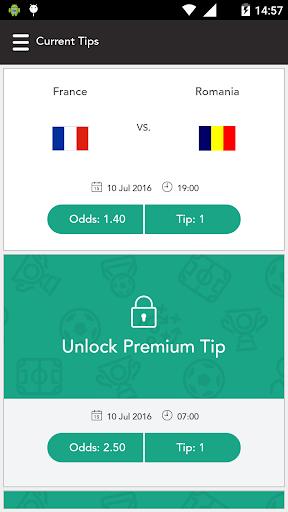betting professionals screenshot 1