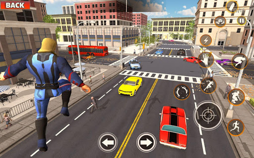 Gangster Target Superhero Games 1.1.9 screenshots 1