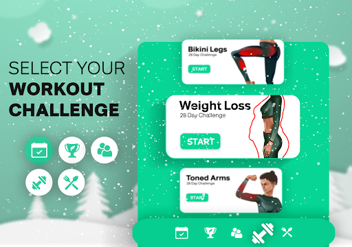 Fitonomy: Weight Loss Workouts at Home & Meal Plan 5.0.6 Screenshots 11