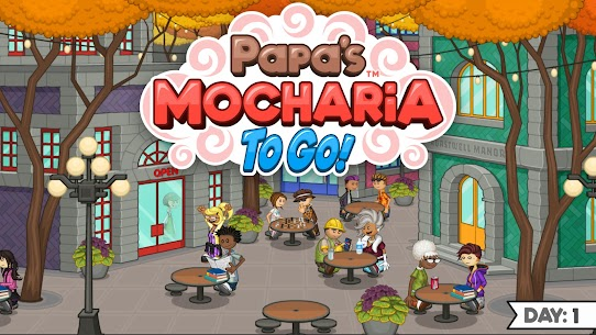 Papa' s Mocharia To Go! Apk Download 1