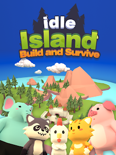 Idle Island: Build and Survive Mod Apk (Unlimited Money) 7