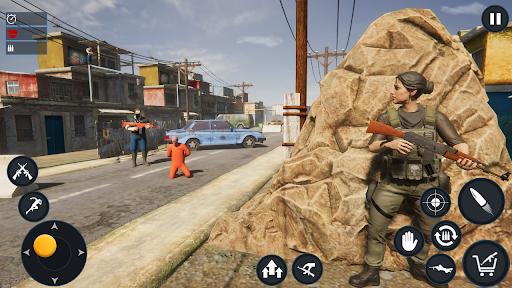 Real Commando Secret Mission: Army Shooting Games  screenshots 2