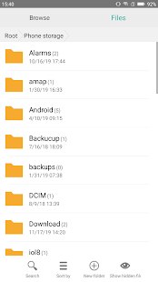 Simple File manager - File explorer(Only 1.3MB)