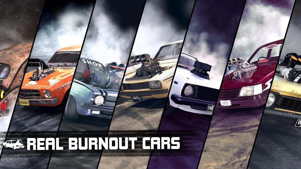 Torque Burnout poster 1