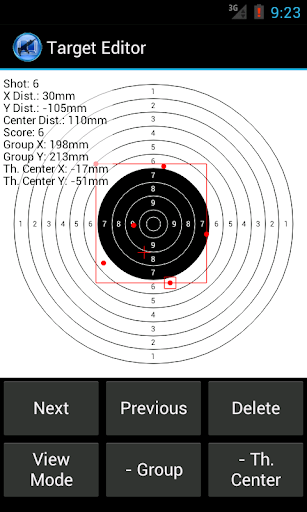 shooter's log screenshot 2