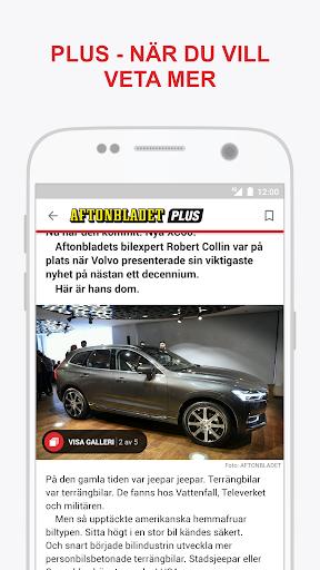 Aftonbladet Nyheter 4.30.1 Screenshots 4