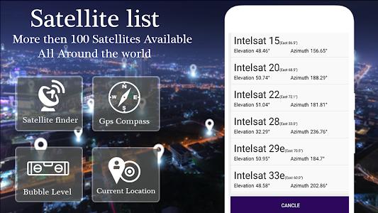Satfinder(satellite director)Satelite Locator 2021 1.7