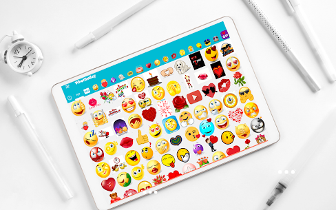 WhatSmiley – Smileys, GIF, emoticons & stickers 10