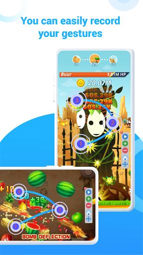Auto Click - Auto Clicker For Games, Cliker apktram screenshots 1