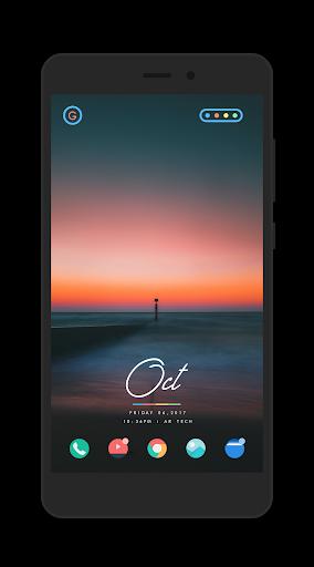 Minimal O - Icon Pack apktram screenshots 11