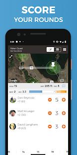 UDisc Disc Golf App