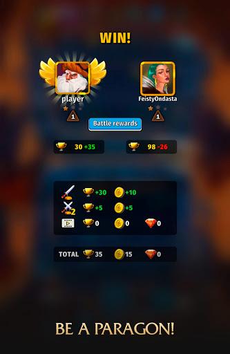 Random Clash - Epic fantasy strategy mobile games  screenshots 7