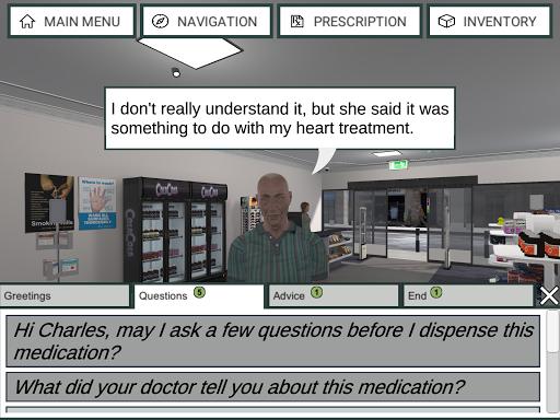 Pharmacy Simulator 2.0.218 screenshots 15