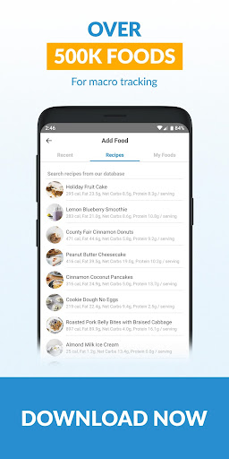 Keto Carb Counter Diet Manager: Carb Manager App apktram screenshots 6