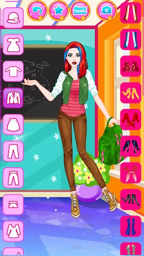 High School Dress Up For Girls 1.2.0 screenshots 20