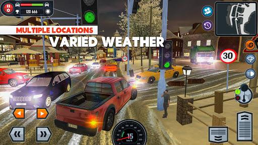 ud83dude93ud83dudea6Car Driving School Simulator ud83dude95ud83dudeb8 3.0.5 screenshots 4