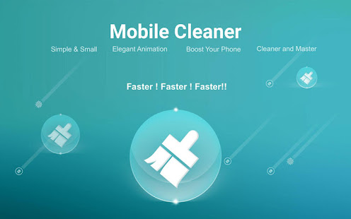 Cleaner - Speed Booster