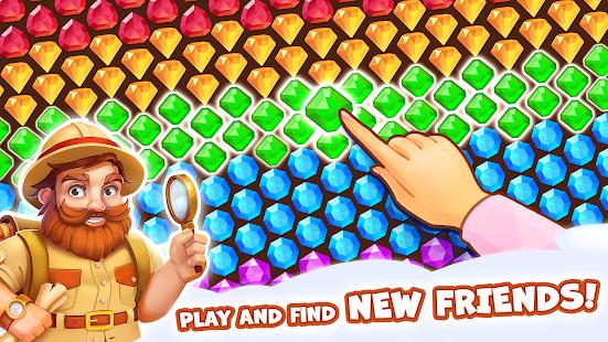 Pirate Treasures - Gems Puzzle 2.0.0.101 Screenshots 12