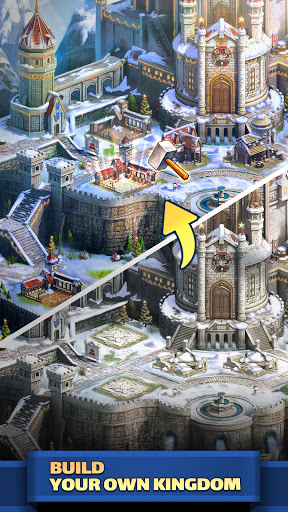 MythWars & Puzzles: RPG Match 3 2.3.1.3 Screenshots 16