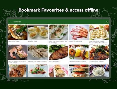 Kitchen Book Mod Apk: All Recipes (Premium Unlocked) 10