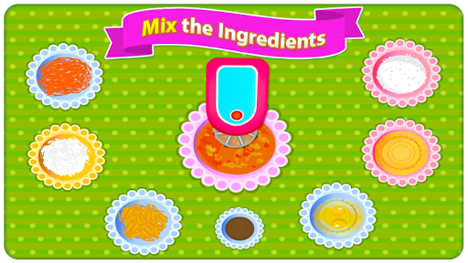 Baking Carrot Cupcakes - Coking Game screenshots 2