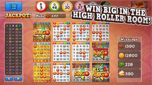 Bingo Pop: Free Live Multiplayer Bingo Board Games 7.3.47 screenshots 1