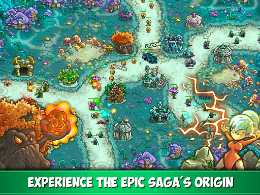 Kingdom Rush Origins - Tower Defense Game  screenshots 8