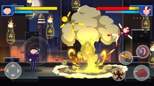 Stick Super: Hero - Strike Fight for heroes legend  screenshots 3