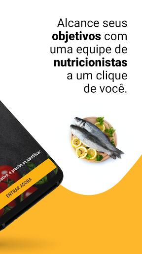 Smart Fit Nutri - Dietas com nutricionistas online screenshots 2