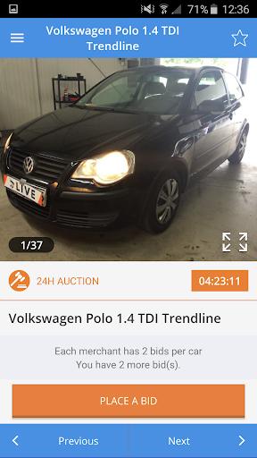 auto1.com screenshot 1