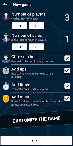 Spy Game 2.2.0 screenshots 5