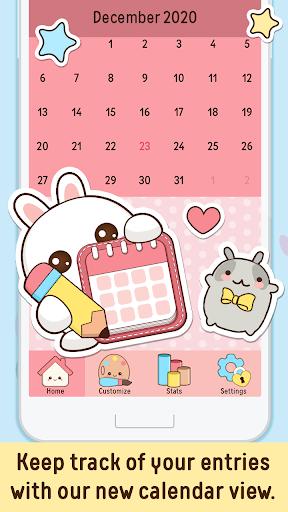 Niki: Cute Diary App 4.2.5 Screenshots 3