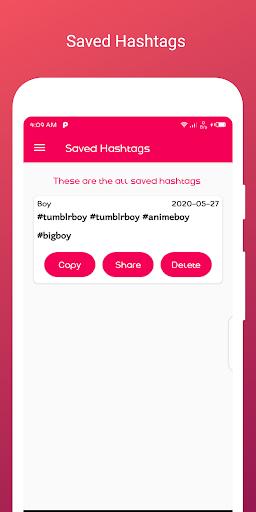 Trending hashtag for Twitter 1.5 screenshots 9