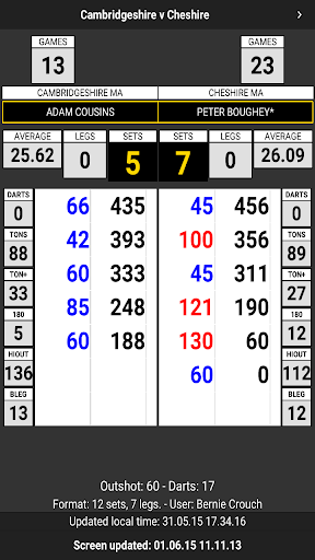 darts for android xe screenshot 3