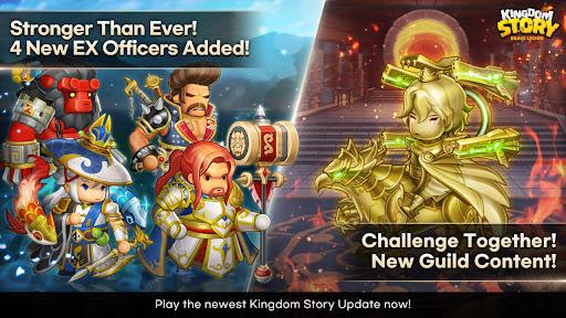 Kingdom Story: Brave Legion 2.67.1.KG screenshots 1