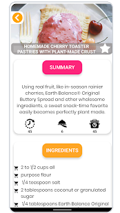 Easy healthy recipes: free recipes & shopping list