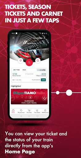 Trenitalia  Screenshots 1