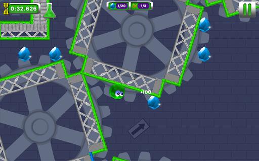 Lab Chaos - Action packed platforming speedrun 1.9.170 screenshots 9