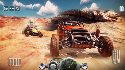 Off Road Buggy Driver  screenshots 1