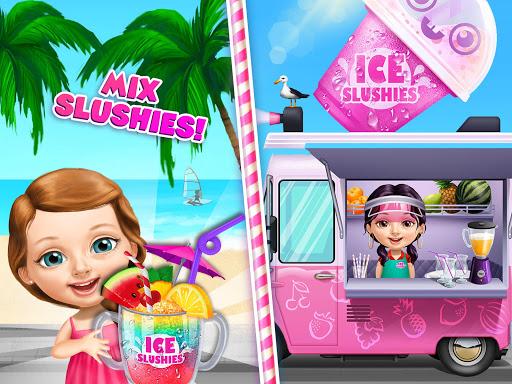 Sweet Baby Girl Summer Fun 2 - Sunny Makeover Game Apkfinish screenshots 23