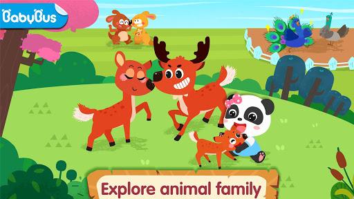 Little Panda: Animal Family apktram screenshots 6