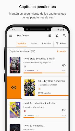 PlayMax - Seguimiento de series y pelu00edculas apktram screenshots 1