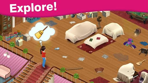 Home Cafe : Mansion Design - Match Blast 5.3 screenshots 5