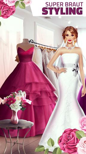 Hochzeitdesigner: Kleiddressup 2.4 screenshots 1